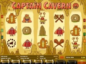 captain cavern spiele