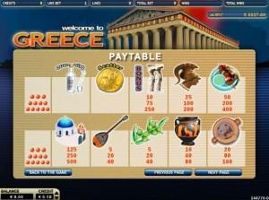 greece spielen