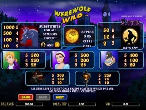 werewolf wild spielen